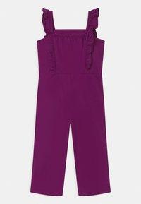 GAP - GIRLS ZIP  - Jumpsuit - purple wine - 1