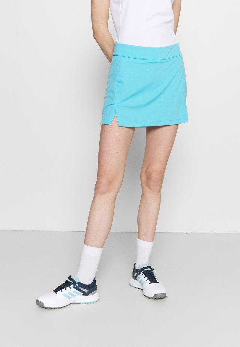 J.LINDEBERG - AMELIE GOLF SKIRT - Sports skirt - beach blue