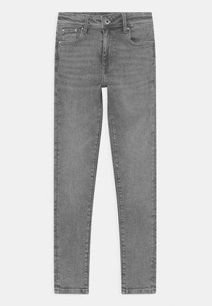 PIXLETTE HIGH - Jeans Skinny Fit - grey