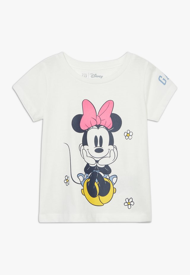 TODDLER GIRL LOGO  - T-shirt con stampa - new off white