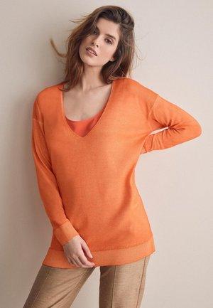 Jumper - orange - 8574 - arancio