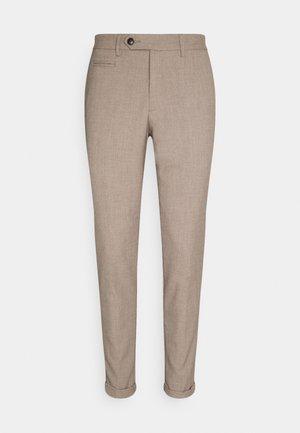 COMO SUIT PANTS - Bukse - beige