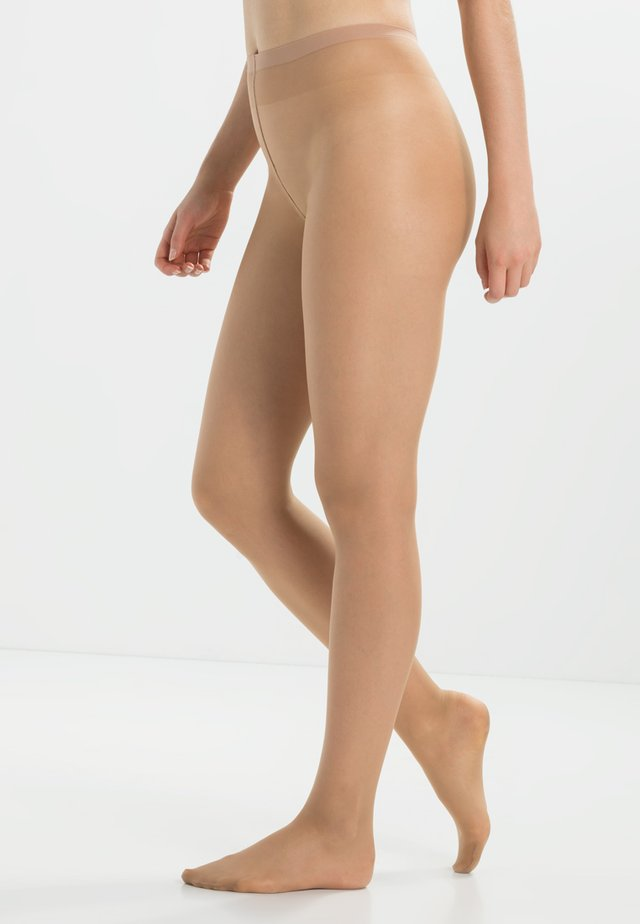 FALKE Pure Matt 20 Denier Strumpfhose Transparent matt  - Tights - powder