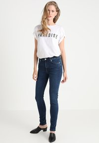 WHY7 - KATE - Jeans Skinny Fit - dark blue - 1