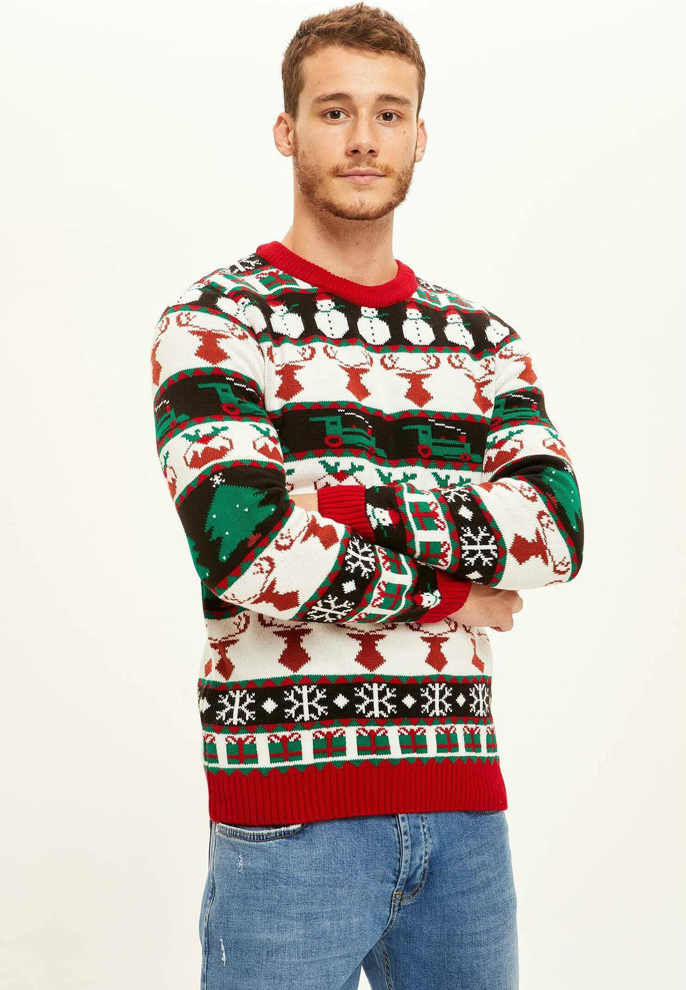 Homme CHRISTMAS - Pullover