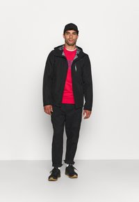 The North Face - DREW PEAK CREW - Sweatshirts - rococco red - 1