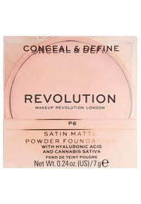 Make up Revolution - CONCEAL & DEFINE POWDER FOUNDATION - Foundation - p6 - 4