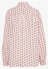 Sister Jane - WILD HORSES BOW BLOUSE - Blouse - pink - 1