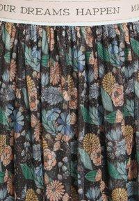 Rich & Royal - SKIRT PRINTED - A-line skirt - black - 4