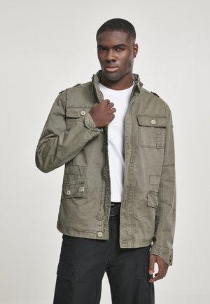 HERREN BRITANNIA JACKET - Summer jacket - khaki