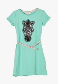 s.Oliver - Day dress - turquoise - 0