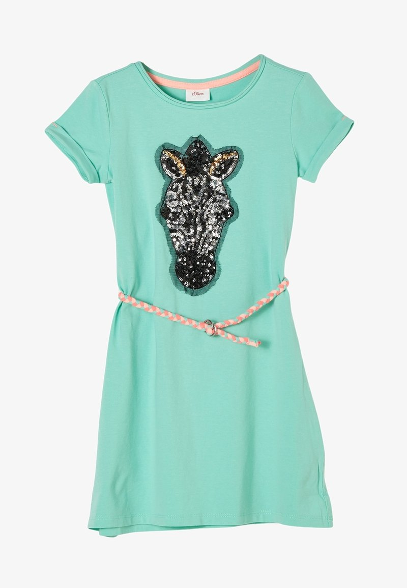 s.Oliver - Day dress - turquoise