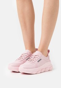 Nly by Nelly - COTTON CANDY - Sneakersy niskie - pink - 0