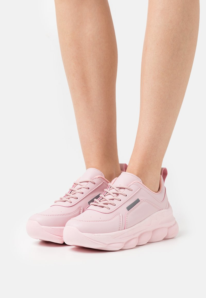 Nly by Nelly - COTTON CANDY - Sneakersy niskie - pink