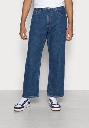 OMAR - Jeans relaxed fit - pebble mid retro