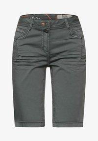 Cecil - Denim shorts - grau - 3