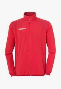 Uhlsport - Sports jacket - rot / bordeaux - 0