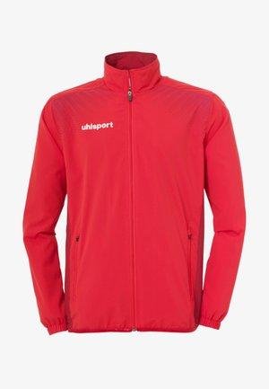 Sports jacket - rot / bordeaux