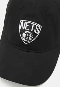 Outerstuff - NBA BROOKLYN NETS TEAM SLOUCH ADJUSTABLE - Cap - black - 4