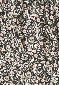 MAMALICIOUS - PHINA  - A-linjainen hame - black/flowers - 2