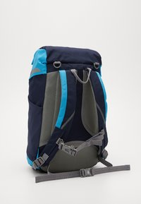 TrollKids - KIDS FJELL PACK 20L - Mochila - navy/light blue - 3