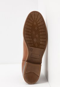Anna Field - LEATHER - Classic ankle boots - cognac - 6