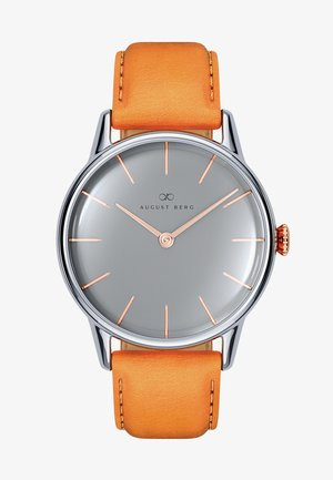 UHR SERENITY NORDIC GRANITE LEATHER 32MM - Watch - cool grey
