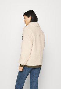 Freequent - FQVIVI - Light jacket - birch/olive - 2