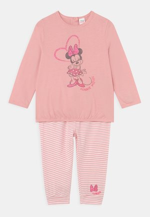 MINNIE - Nachtwäsche Set - sachet pink
