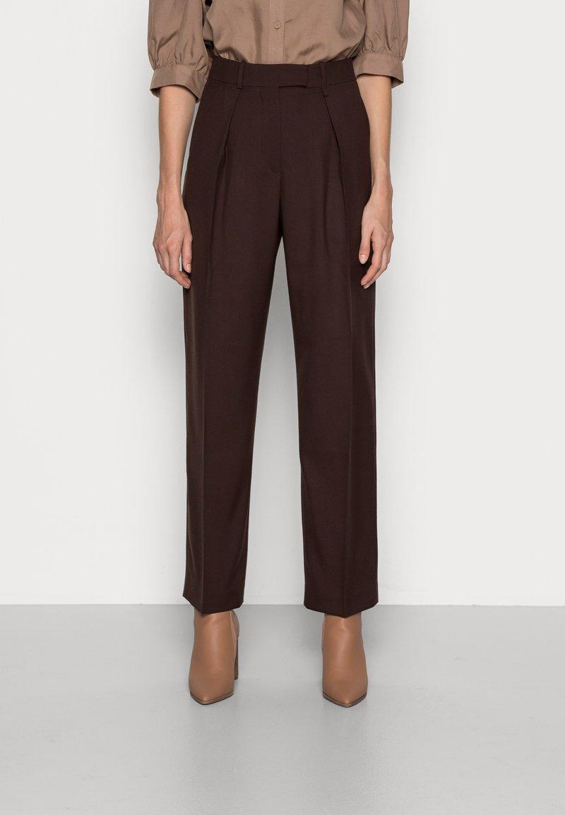 ARKET - Kalhoty - brown