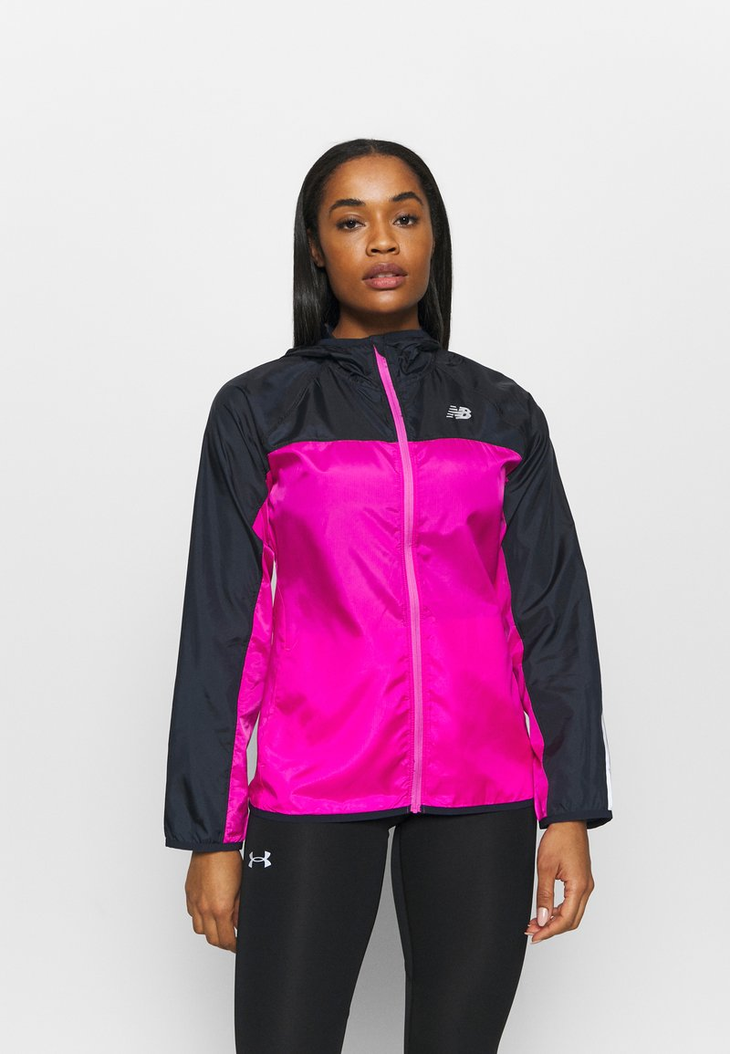 New Balance - Waterproof jacket - fusion