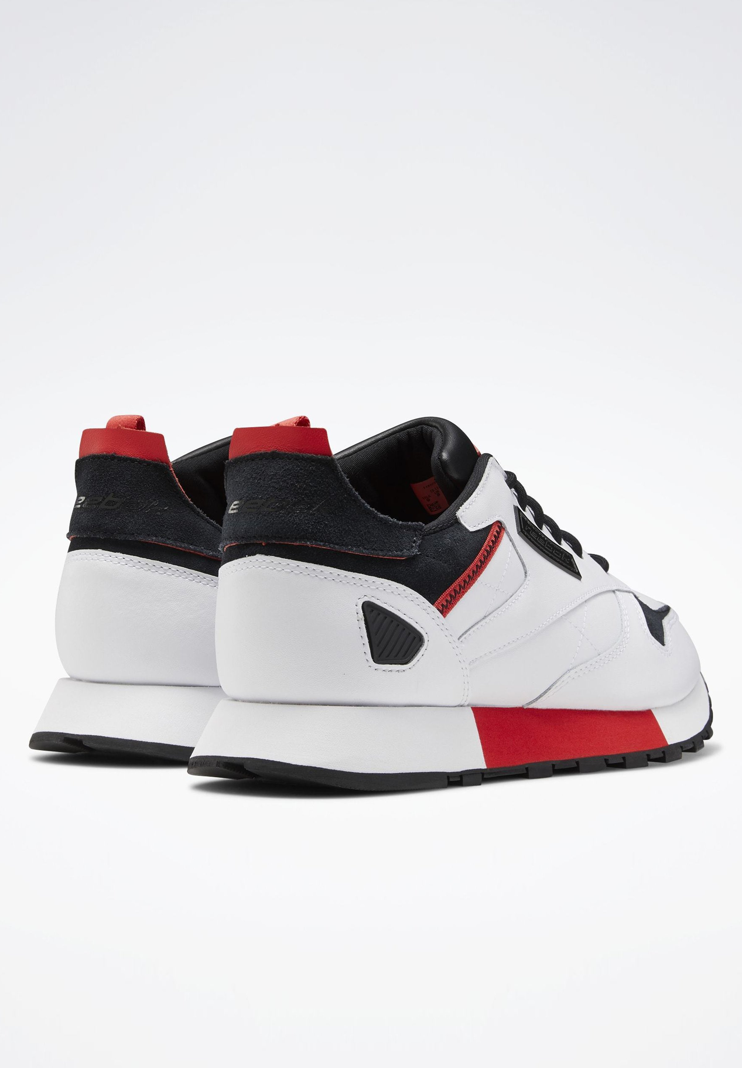 Geringster Preis Reebok Classic CLASSIC LEATHER REE:DUX SHOES - Sneaker low - white | Damenbekleidung 2020