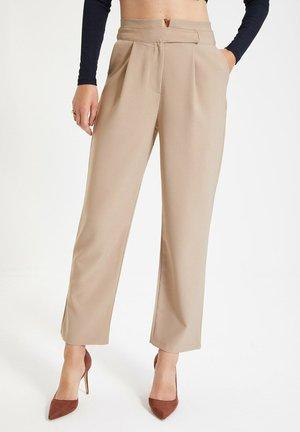 PARENT - Trousers - beige
