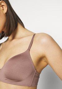 Lindex - FLIRT SHINY MICRO BRA - T-Shirt BH - light dusty lilac - 5