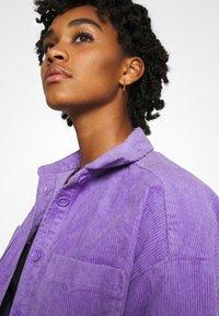 Monki - CONNY LI  - Button-down blouse - lilac purple - 4