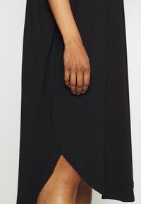 Monki - Jerseyklänning - black dark - 5