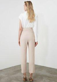 Trendyol - Trousers - beige - 2