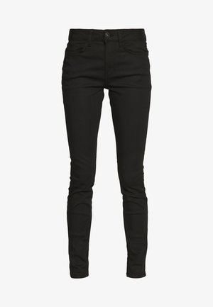 NELA - Skinny džíny - black denim