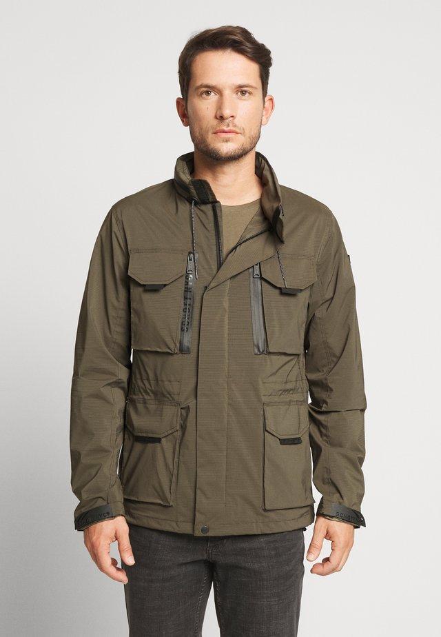 FOXTER RIPSTOP - Summer jacket - khaki