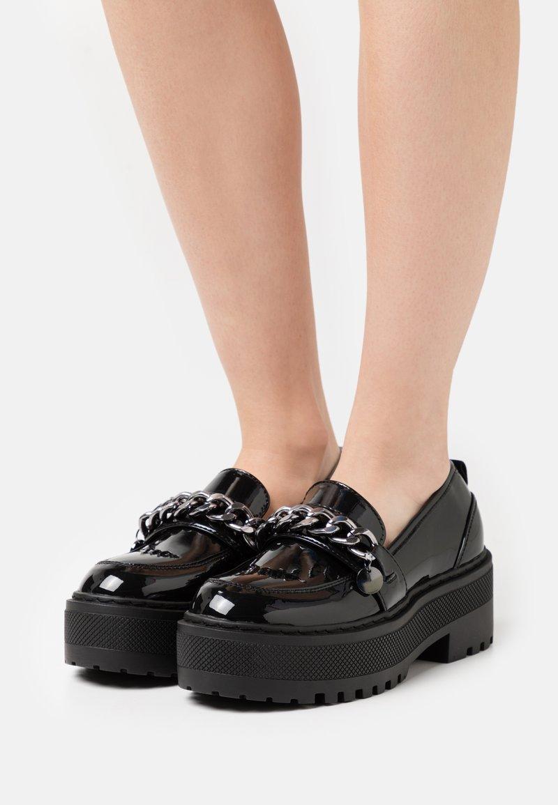 Even&Odd - Escarpins à plateforme - black