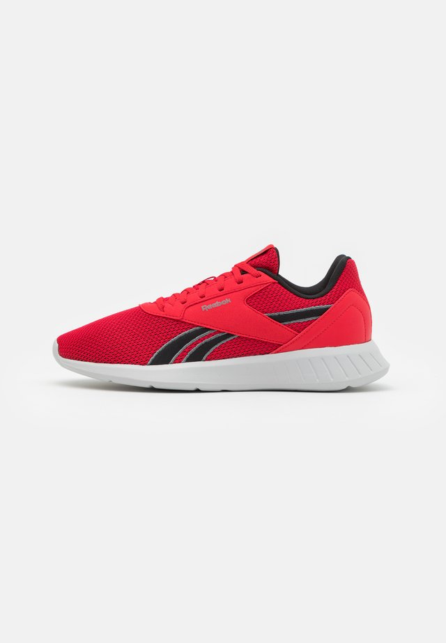 REEBOK LITE 2 SHOES - Scarpe running neutre - red/core black/grey