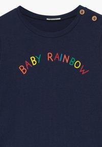 Benetton - T-shirt à manches longues - dark blue - 2