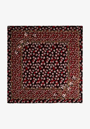 LOLA BLUMENPRINT - Foulard - brown