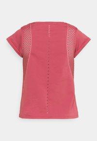 adidas Performance - TEE - T-shirts - pink - 1