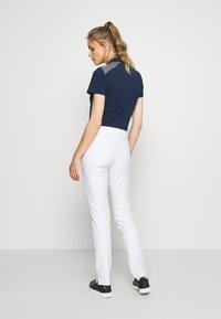 adidas Golf - PANT - Pantaloni - white - 3