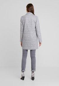 ONLY - ONLARYA COAT - Short coat - light grey melange - 2