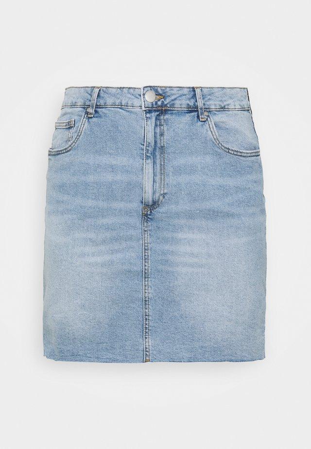 SKIRT - Mini skirts  - aireys blue