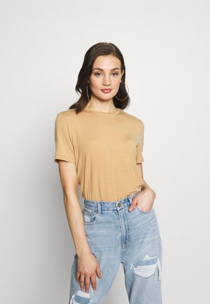 VMAVA - T-shirt basic - tan
