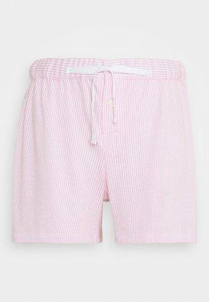 SEPARATE BOX SHORTS - Pantalón de pijama - pink