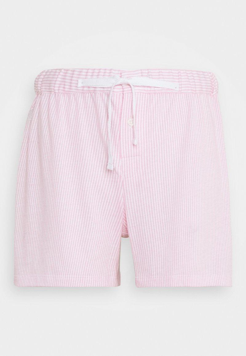 Lauren Ralph Lauren - SEPARATE BOX SHORTS - Pyjama bottoms - pink